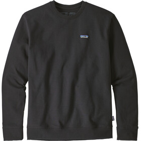 Patagonia M's P-6 Label Uprisal Crew Sweatshirt Black